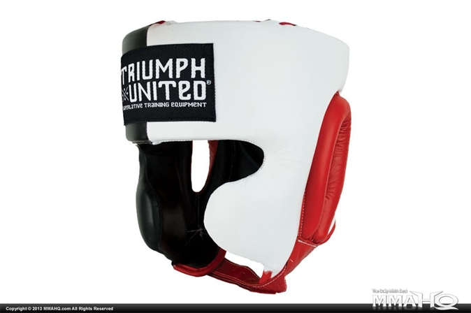 T*U Death Adder Leather Headgear